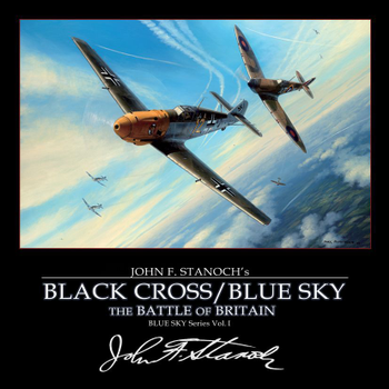 Black Cross / Blue Sky board game