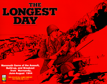 The Longest Day board game