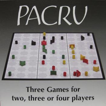 Pacru board game