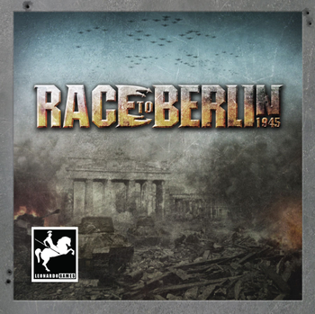 Race to Berlin board game