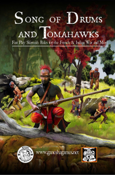 Song of Drums and Tomahawks board game