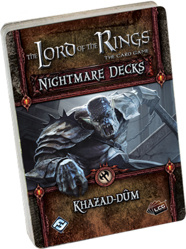 The Lord of the Rings: The Card Game – Nightmare Decks: Khazad-dûm board game