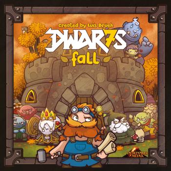 Dwar7s Fall board game