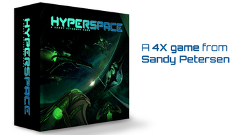 Hyperspace board game
