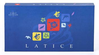 Latice board game