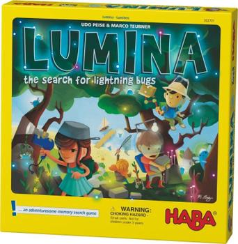 Lumina board game