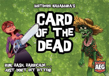 Card of the Dead board game