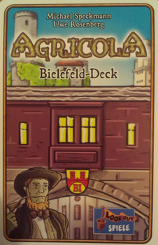 Agricola: Bielefeld Deck board game