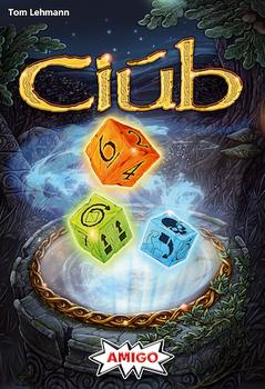 Ciúb board game