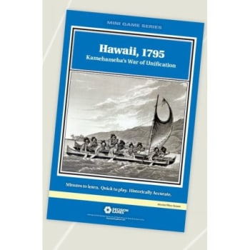 Hawaii, 1795: Kamehameha's War of Unification board game