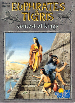 Euphrates & Tigris: Contest of Kings board game