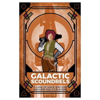 Galactic Scoundrels board game