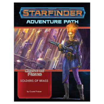 Starfinder Adventure Path 14: Soldiers of Brass board game