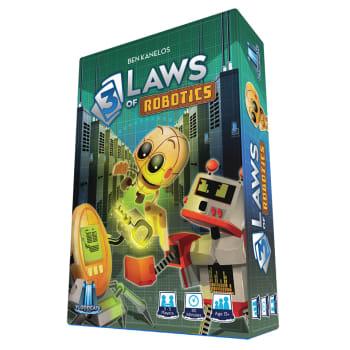 3 Laws of Robotics board game