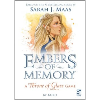 Embers of Memory: A Throne of Glass Game board game