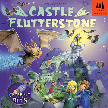 Castle Flutterstone board game