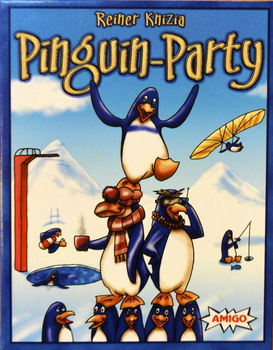 Penguin Party board game