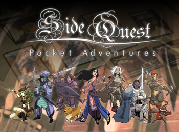 Side Quest board game