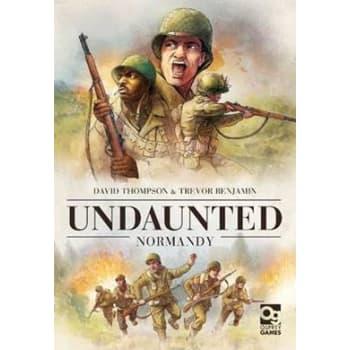 Undaunted: Normandy board game