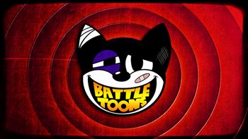 Battle Toons Trading Card Game board game