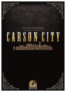 Carson City: Big Box board game