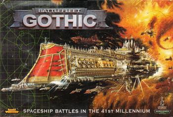 Battlefleet Gothic board game
