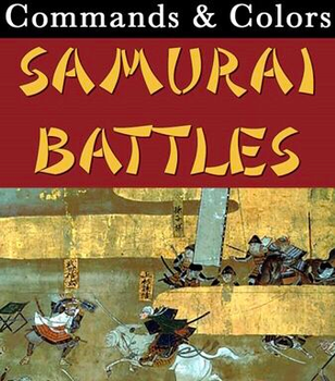Commands & Colors: Samurai Battles board game