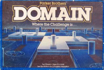 Domain board game
