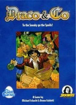 Draco & Co board game