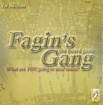Fagin's Gang board game