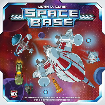 Space Base board game