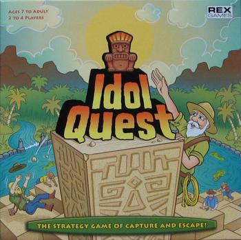 Idol Quest board game
