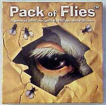 Pack of Flies board game
