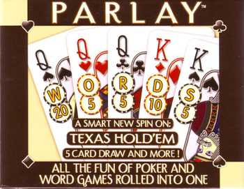 Parlay board game
