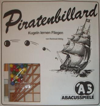Piratenbillard board game