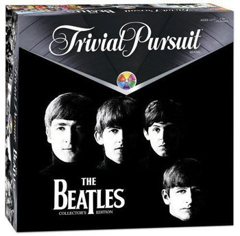 Trivial Pursuit: The Beatles Collector's Edition board game