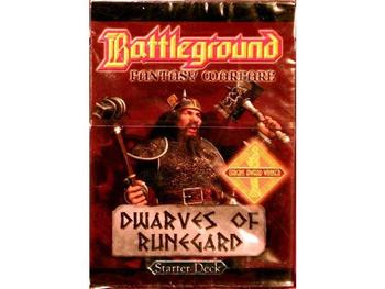 Battleground Fantasy Warfare: Dwarves of Runegard board game