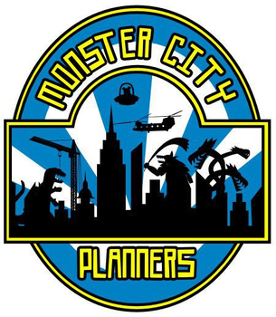 Monster City Planners board game