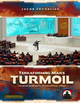 Terraforming Mars: Turmoil board game