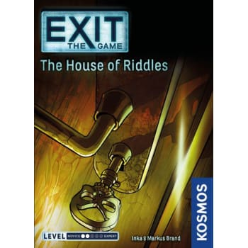 Exit: The Game - The House of Riddles board game