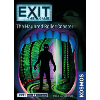 Exit: The Game - The Haunted Roller Coaster board game