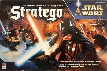 Stratego: Star Wars board game