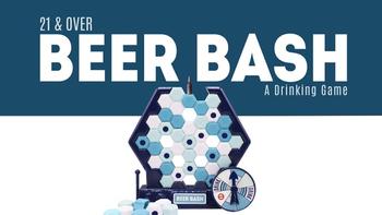 Beer Bash board game