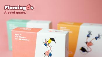 FlamingOs Card Game board game