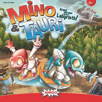 Mino & Tauri board game