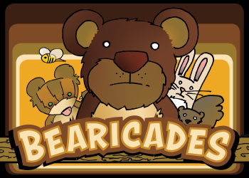 Bearicades board game