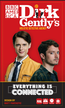Dirk Gently's Holistic Detective Agency: Everything is Connected board game