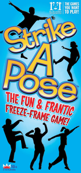 Strike A Pose board game