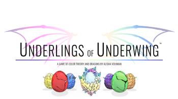 Underlings of Underwing board game