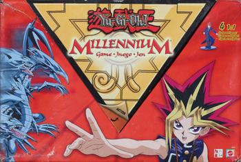 Yu-Gi-Oh! Millennium Game board game